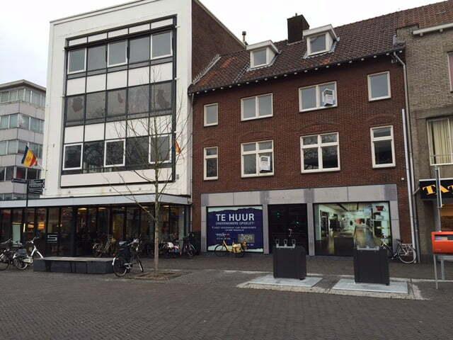 Verbouwing appartementen Venlo