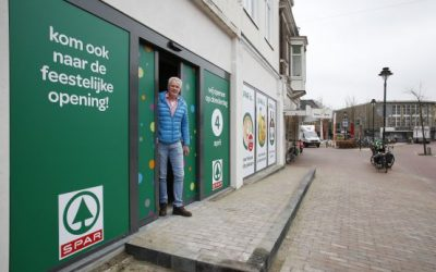 Nieuwe Spar City in Hilversum