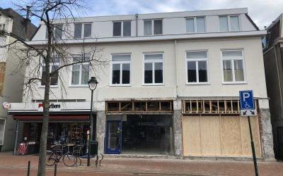 Verbouwing te Hilversum